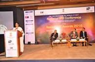 Smt. Nirmala Sitharaman , Hon'ble Minister of State for Commerce & Industry