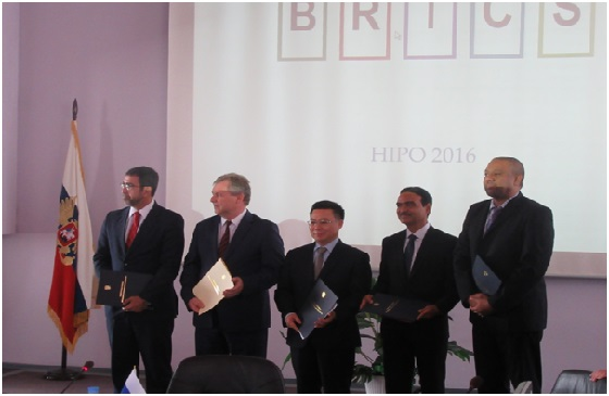 BRICS HIPO MEETING 2016